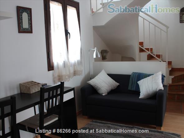 ALBAICIN HOUSE WITH PARKING. WIFI. BEAUTIFUL VIEWS ALHAMBRA Home Rental in Granada, AN, Spain 6